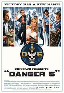 Danger 5 (S2, Ep 7)